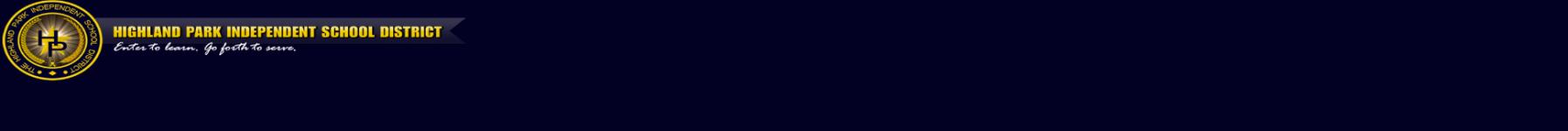 Logo de Highland Park ISD